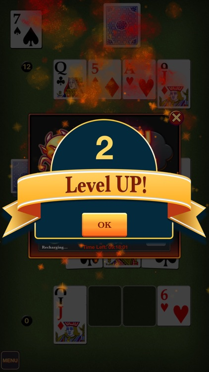 Spite & Malice - Solitaire Style Card Game screenshot-3