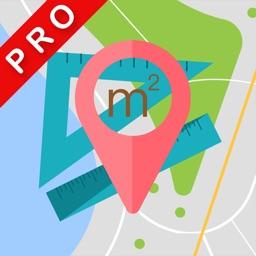 Planimeter  Pro - Measure the Distance & Area