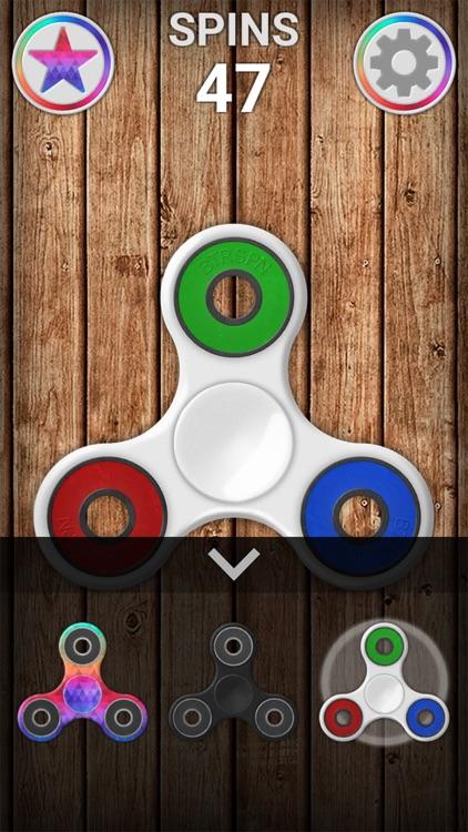 Spinner Fidget 3D Simulator screenshot-3