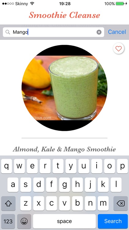 Green Smoothie Cleanse screenshot-2