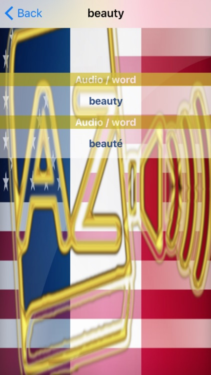 French Dictionary GoldEdition screenshot-4