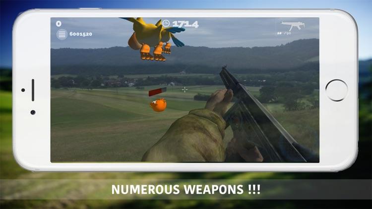 BirdSplasher - AugmentedReality PRO screenshot-4