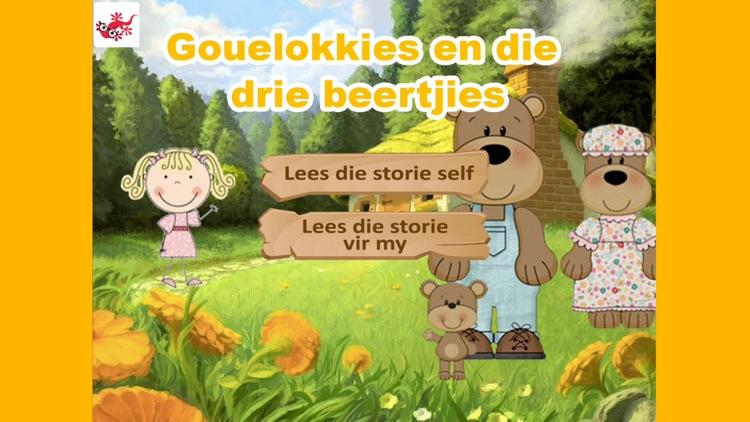 Gouelokkies en die drie beertjies kinderstorie screenshot-0