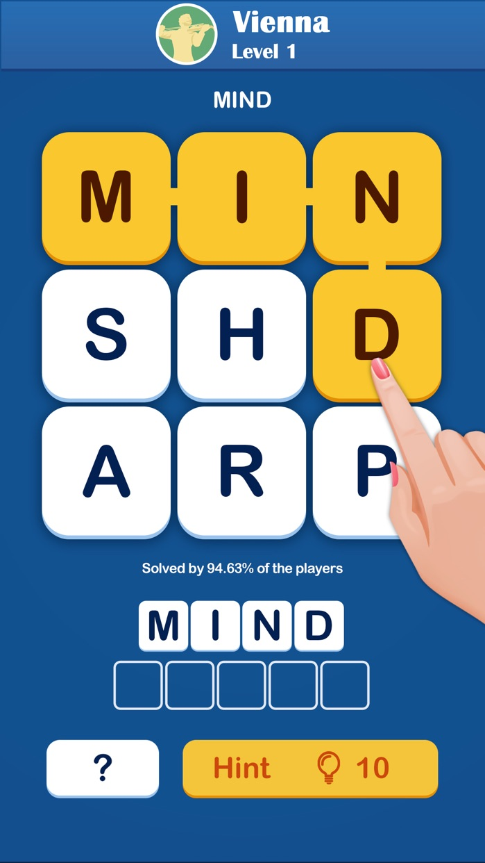 Wordful - Word Search Mind Games Screenshot