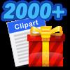 Clipart 2000+ - Lihua Yang