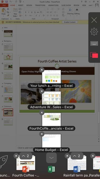 Parallels Client screenshot-3