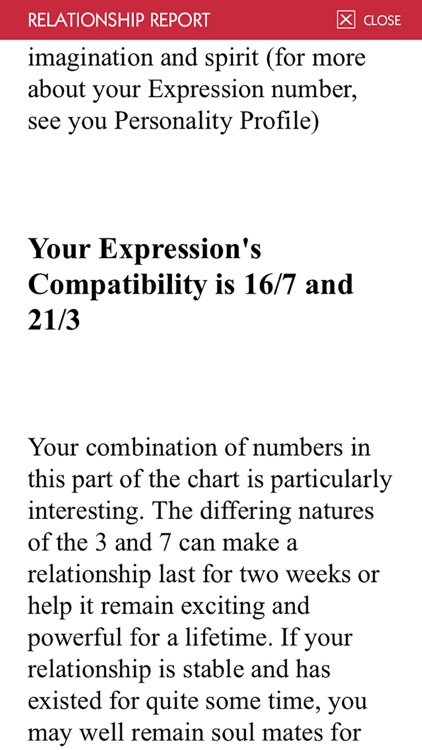 World Numerology for iPhone screenshot-4