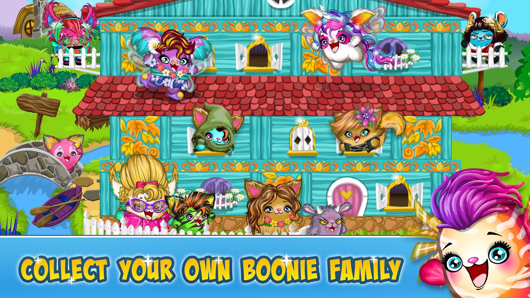 BooniePlanet Screenshot