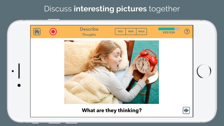 Advanced Naming Therapy - Aphasia & Cognition screenshot-3