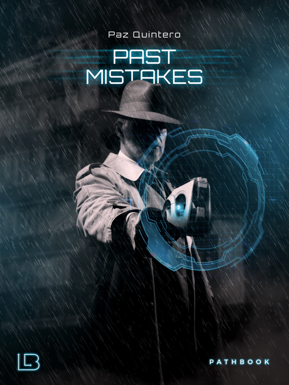 Past Mistakes - Science Fiction dystopian Book app screenshot 6