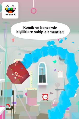 Toca Lab: Elements screenshot 3