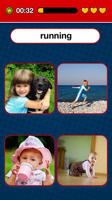 Englisch Lernen - Vokabeltrainer QuizScreenshot von 2