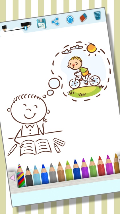 Coloring pages - Painting activity book