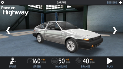 Race on Highway screenshot 1