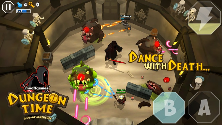 Dungeon Time screenshot-3