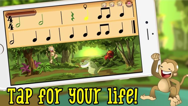 Rhythm Swing- Fun Rhythm Drills for Kids