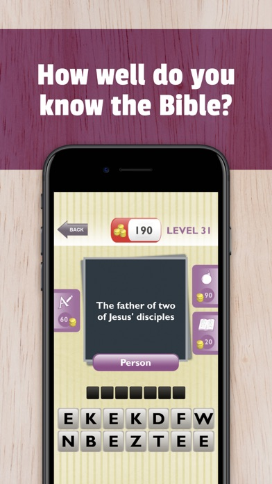 download Free Bible Trivia App Game apps 2
