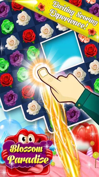 Blossom Crush Paradise screenshot one
