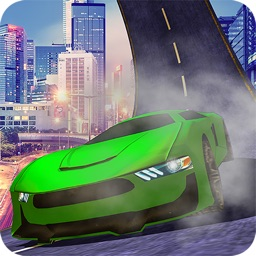 Stunt Car Racing Game: Impossible Car Stunts 2017