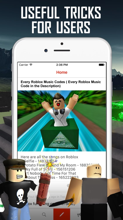 Song Codes for Roblox - Music Codes for Tycoon