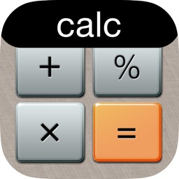 Calculator Plus - Full Screen Version
