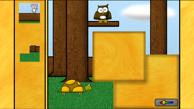 Animal Games for Kids: Puzzles HD Screenshot