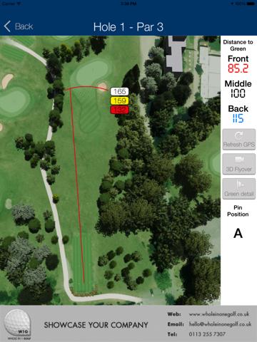 Addington Palace Golf Club - Buggy - náhled