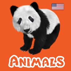 Activities of Animals & Animal Sounds Kids Toddlers Zoo App US-F
