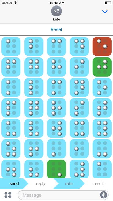 Send Braille