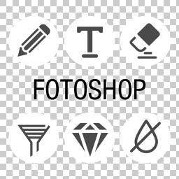 Fotoshop Editor - Insta Blending & Filtering Tools