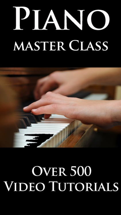 Piano Master Class screenshot-0