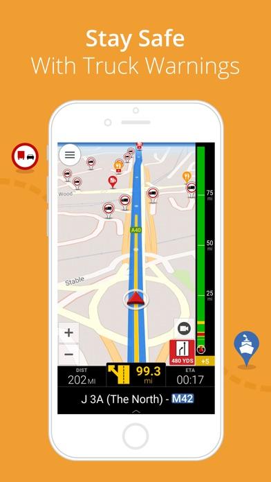 Copilot Truck Hd Europe review screenshots
