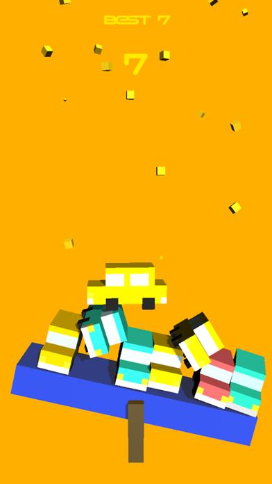 A Rocking Car -SEESAW GAME- screenshot three