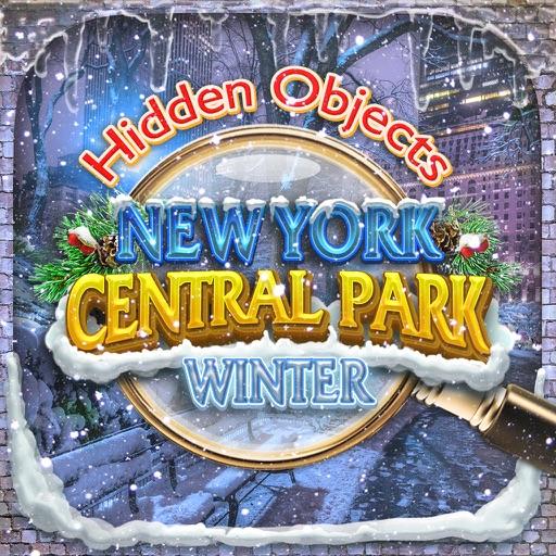 Hidden Objects New York - Central Park Winter