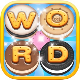 Word Search - Connect The Cookies Letter