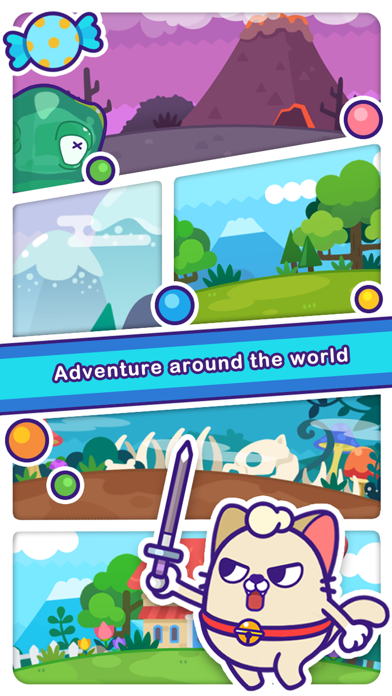 Eggy Cats Adventure App Download Android Apk