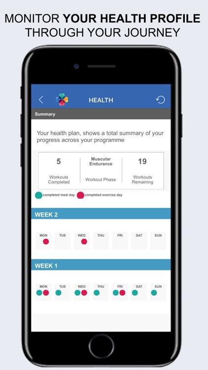 WAFFL Personal Fitness Trainer screenshot-3