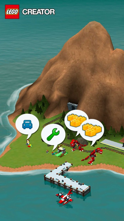 LEGO® Creator Islands screenshot-3