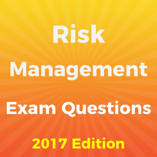 Risk Management Exam Question 2017