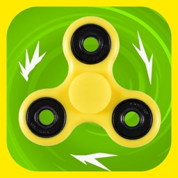 Fidget Spinner Simulator - Fidget hand Spinner Toy