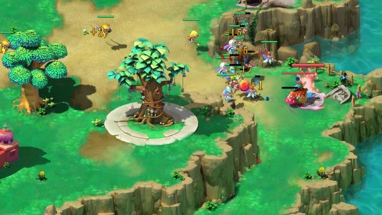 Angel Town 2 - singelplayer rpg game screenshot-4