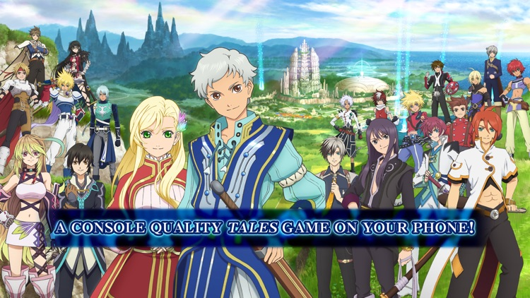 Tales of the Rays screenshot-0
