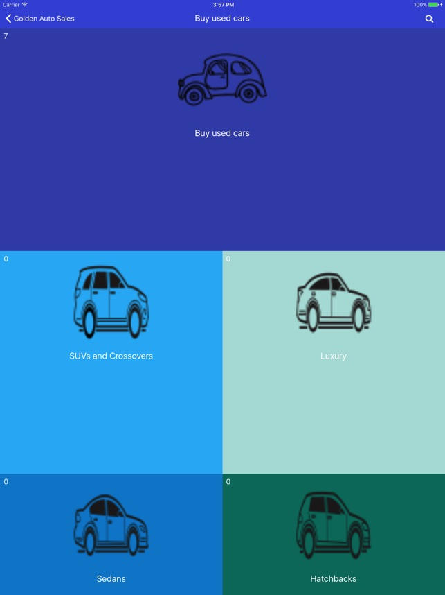 360 Golden Auto Cars on the App Store