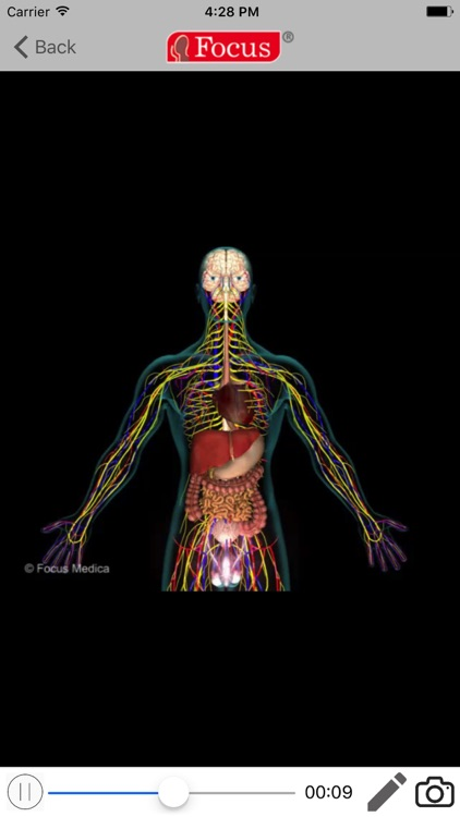 Animated Essential Atlas of Anatomy and Physiology screenshot-3