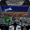 Aircraft driving simulator 3D
