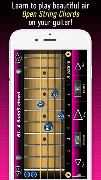 Open String Guitar Chords