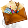 Mail Stationery - Stationery for Mail - Alungu