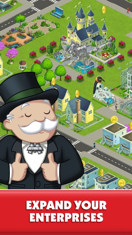 MONOPOLY Towns screenshot-3