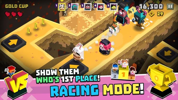 Cubie Adventure screenshot-3