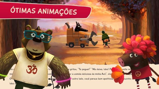 Chapeuzinho Verde Screenshot